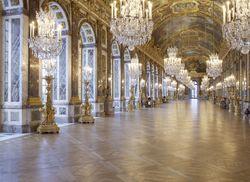Versailles Galerie des Glaces c Christian Milet
