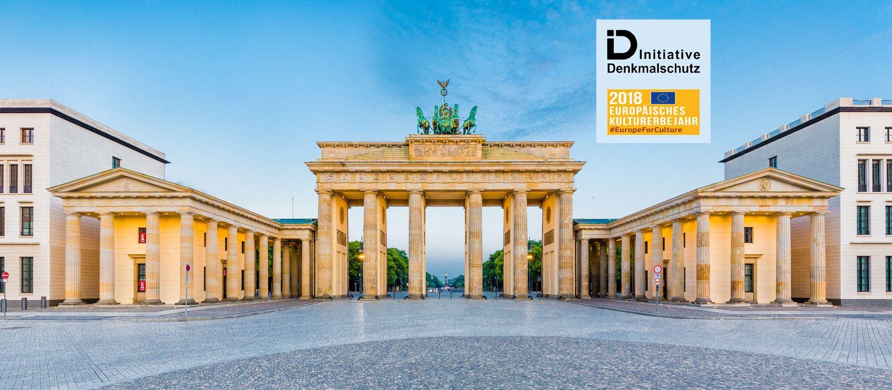 Berlin BrandenburgerTor iStock516331068 inititative Denkmalschutz