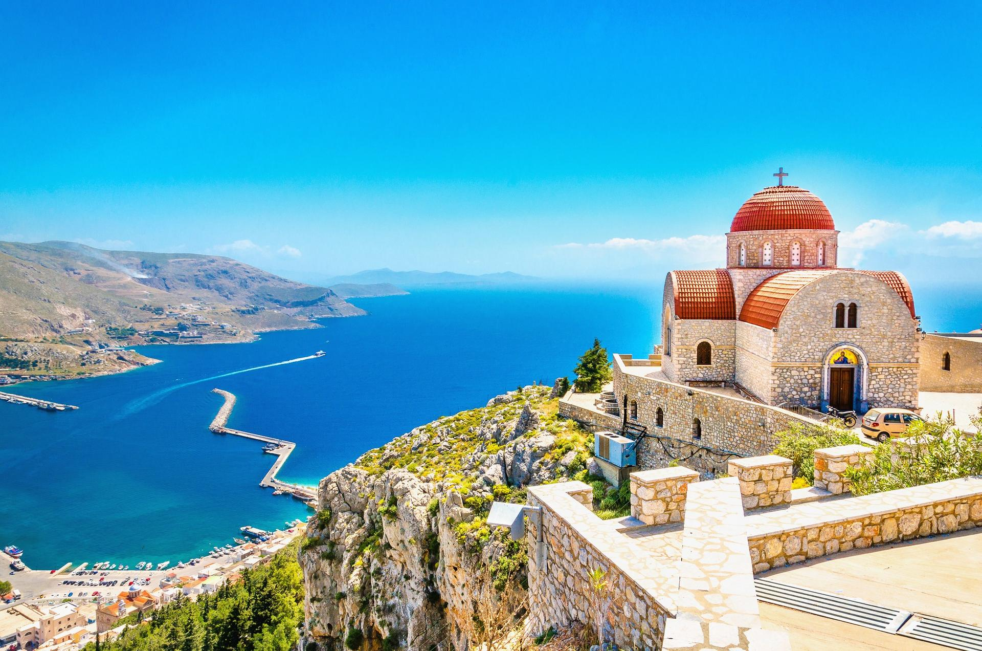 Griechenland istock