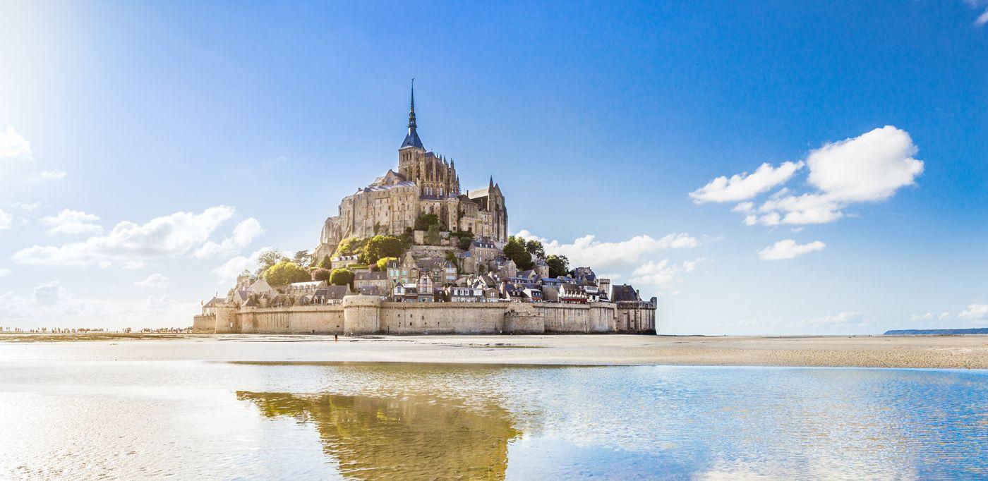 Mont Saint Michel iStock492943036 01