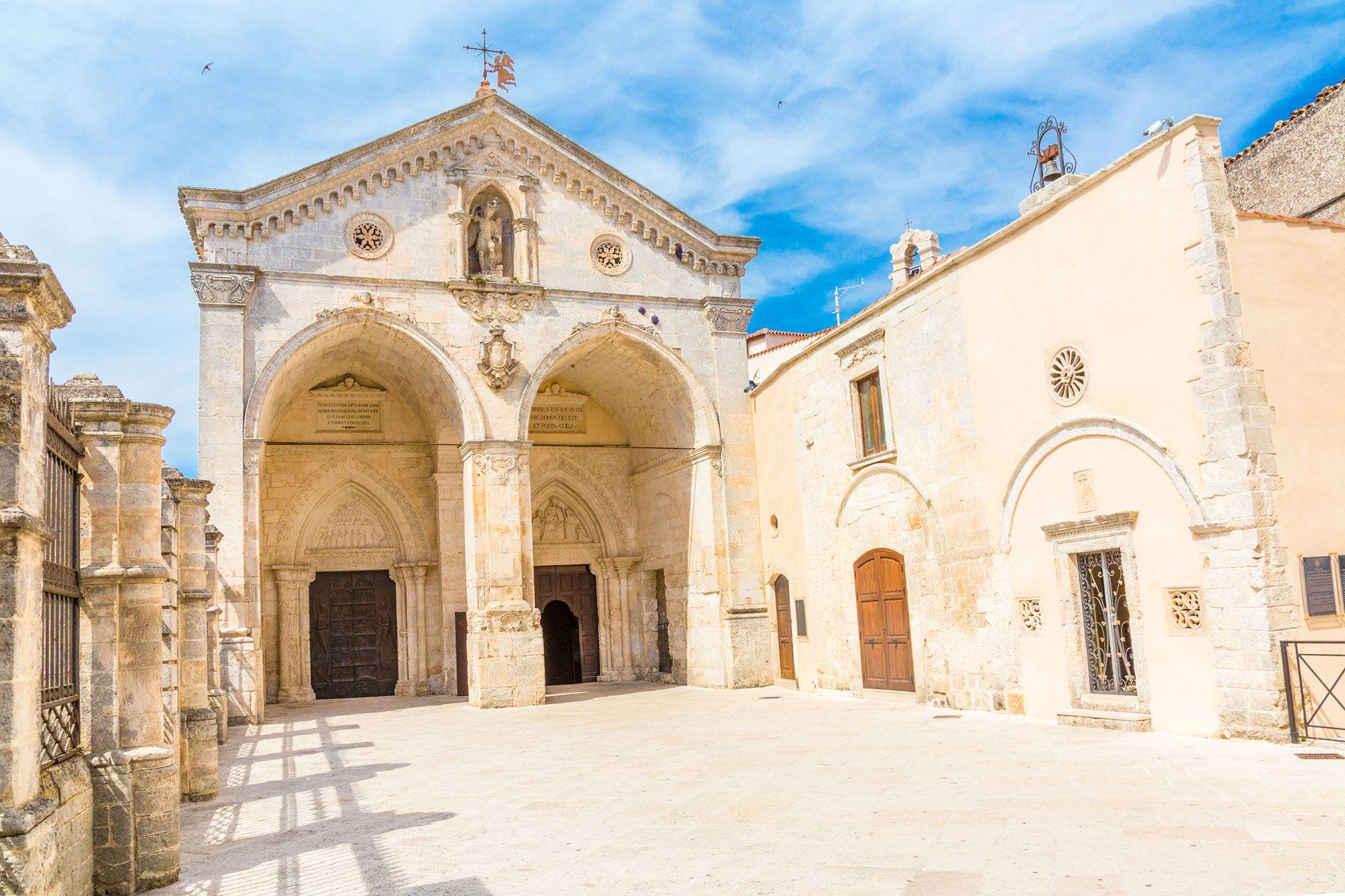 Monte Sant Angelo iStock942072410 web