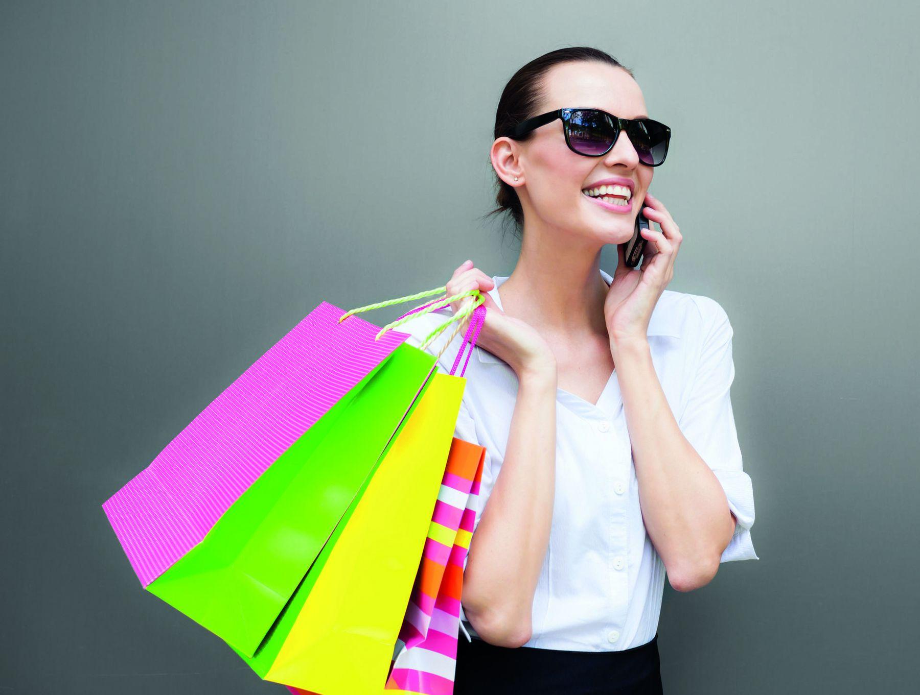Shopping iStock 467615432