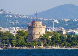 Thessaloniki Wei er Turm iStock162545242 web