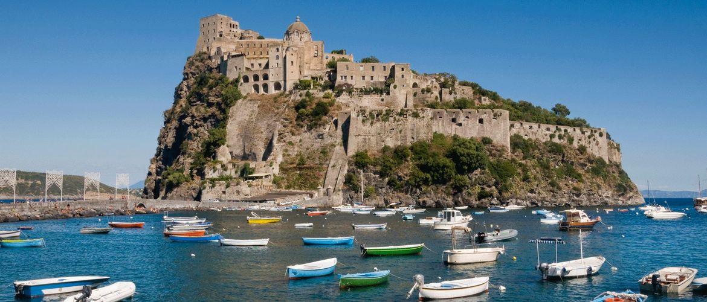 CastelloAragonese Ischia Ponte iStock176890376 web