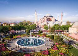 Istanbul Hagia Sophia iStock881488422 web