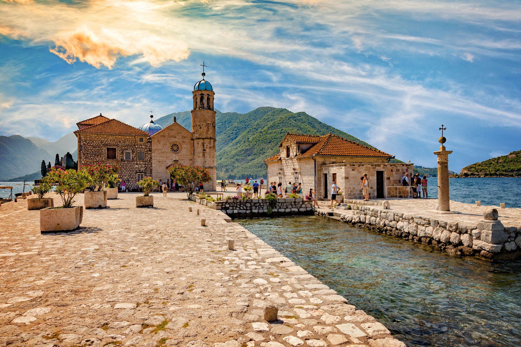 gehört albanien zum balkan